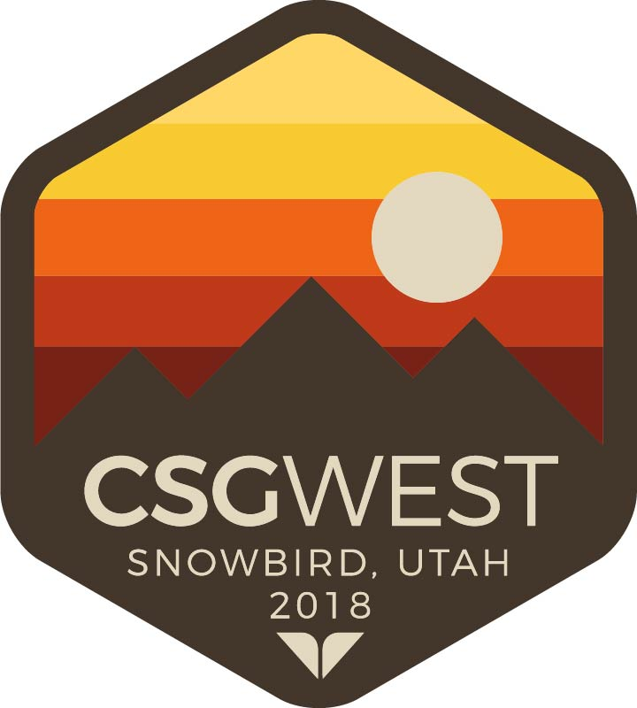 CSG West 71st Annual Meeting