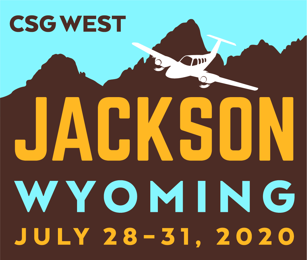CSG West | 73rd Annual Meeting | 2020